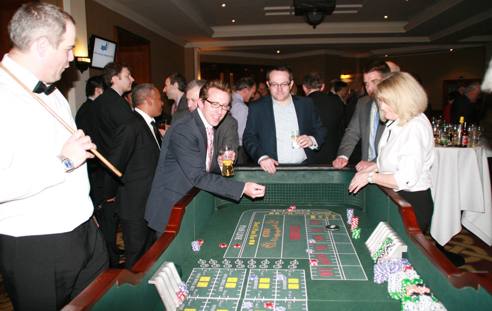 Hire Casino for Corporate Events