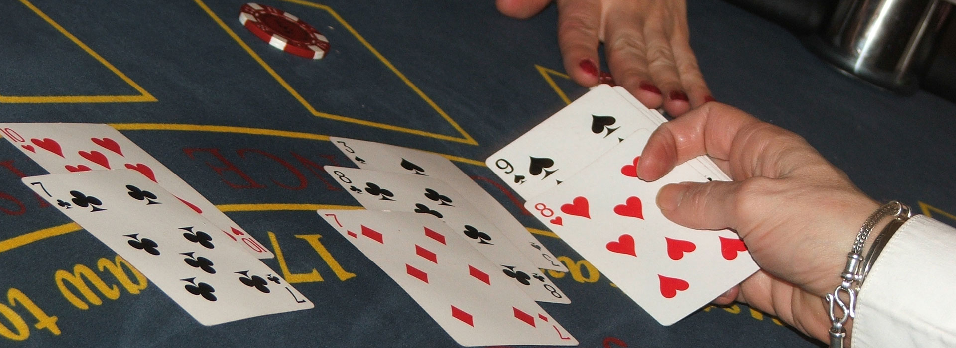 Casino Hire for Clubs & Associations